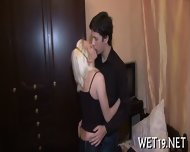 Exciting And Racy Threesome Delight - scene 2