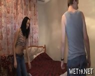Jolly Rear Pounding For Hot Chick - scene 1