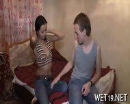 Jolly Rear Pounding For Hot Chick - scene 2