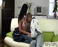 Virgin Girl Sucks A Cock - scene 2