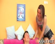 Explicit Anal Riding Session - scene 2