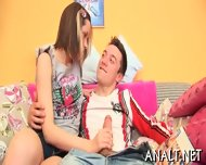 Explicit Anal Riding Session - scene 3