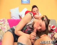 Explicit Anal Riding Session - scene 4