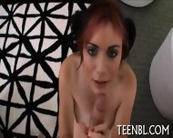 Relenting To Sweethearts Lusty Desires - scene 8