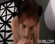 Relenting To Sweethearts Lusty Desires - scene 10