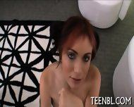 Relenting To Sweethearts Lusty Desires - scene 12