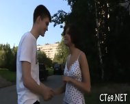Whore Adores Blowjobs A Lot - scene 1