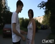 Whore Adores Blowjobs A Lot - scene 2
