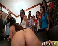 Busty Gal Get Cum On Her - scene 10