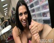 Kinky Whore Shows Her Oral Skills - scene 9