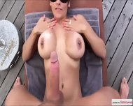 Naughty Mischel Take His Cock In Her Tight Ass In Exchange Of Purse - scene 7