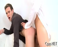 Salacious Cock Sucking Session - scene 1