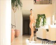 Babe Shows Great Figure - scene 7