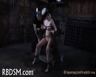 Demeaning A Chained Beauty - scene 1