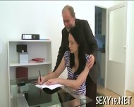 Submitting To Teacher S Demand - scene 3