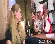 Horny Teacher Seducing Teen - scene 1