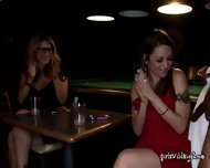 Thirsty Cougars Sipping On Big Black Cock - scene 10