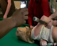 Public Humiliation For Sexy Siren - scene 2