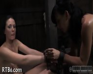 Titty Torture For Naughty Chick - scene 8