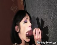 Slutty Gloryhole Bitch - scene 2