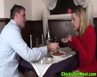 Couple Fucks In Public - scene 4
