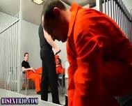 Bisexual Prisoners Sucked - scene 4