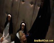 Slutty Nuns Anal Fucked - scene 11