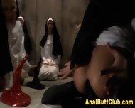 Slutty Nuns Anal Fucked - scene 7