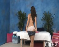 Rubbing Beautys Shaved Clits - scene 4