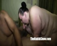 Dick Slobbing Deep Throoating Bbw Fucked By Bbc - scene 8