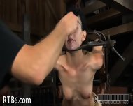 Intensive Punishment For Beauty - scene 12