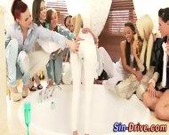 Showering Lesbians Finger - scene 1