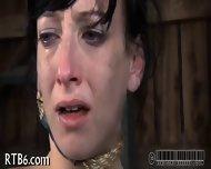 Brutal Beating Of Babe S Bottom - scene 7