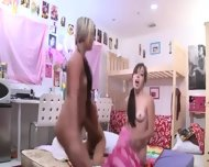 Two Lezzies Licking Pussies Themself - scene 4