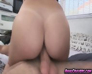 Luscious Chick Mandy Sky Fucks A Hard Dick - scene 5