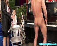 Music Loving Glam Babes Love Tugging Dick - scene 2