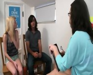 Teen Girls Playing With Dildo Penis - scene 5