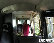 Sexy Customer Screwed Up By Fake Driver For A Free Cab Fare - scene 4