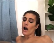 Two Pleasing Women Fisting Holes Very Hard - scene 10