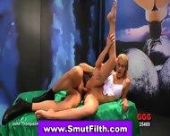 Bukkake Slut Cum Drenched - scene 7