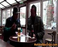 Real Blond Ho In Lingerie - scene 8