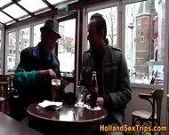 Real Blond Ho In Lingerie - scene 9