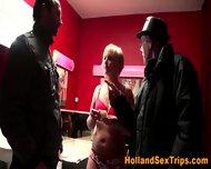 Real Blond Ho In Lingerie - scene 12