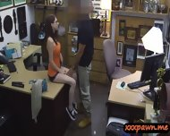 Big Tits Chick Trades Her Pussy In The Pawnshop For A Ring - scene 4