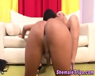 Shemales Slam And Jizz - scene 6