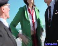 Mature Skank Picks Up Geriatrics - scene 1