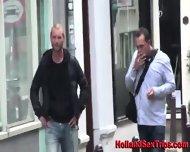 Dutch Prostitute Sucks - scene 1