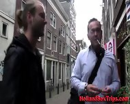 Dutch Prostitute Sucks - scene 3