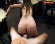 Big Tits Amateur Tattooed Slut Sells Her Stuff And Nailed - scene 10