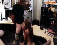 Big Tits Amateur Tattooed Slut Sells Her Stuff And Nailed - scene 7